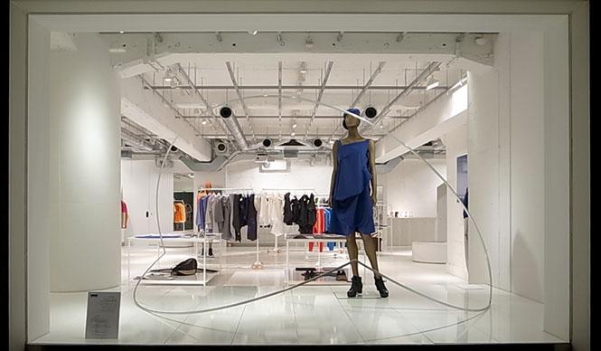 ISSEY MIYAKE INC.|服からインスピレーションを得た建築家・中村竜治のオブジェ