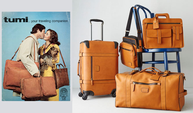 TUMI|ブランド40周年の歴史を込めた「トゥミ 1975コレクション」が発売