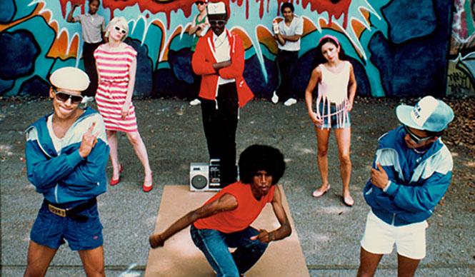 MOVIE ヒップホップ誕生の瞬間を捉えた金字塔的映画『ワイルド・スタイル』
