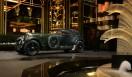 1930 Bentley Blue Train at The Savoy|ベントレー ブルートレイン
