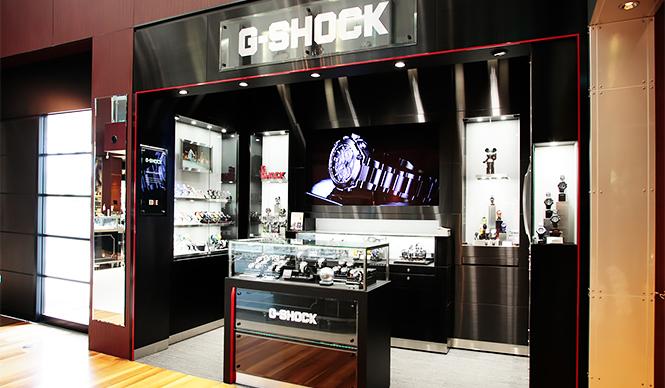 G-SHOCK|oomiya和歌山本店にコンセプトショップ「EDGE」がオープン
