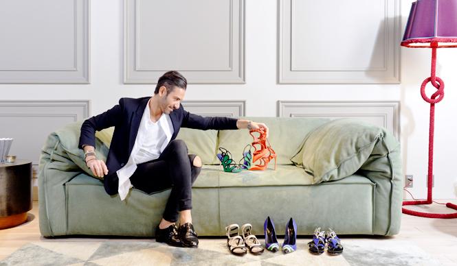 SERGIO ROSSI 靴に恋した男がつくる美しきシューズコレクション