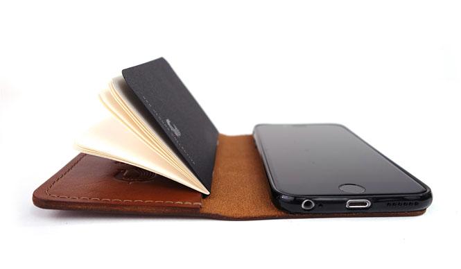 RED CLOUDS COLLECTIVE|米・ポートランド生まれのブック型レザー製iphoneケース「the GOOD book」
