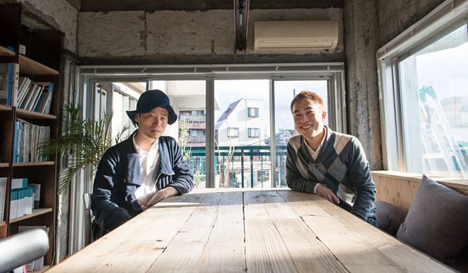 谷尻誠対談|写真家・美術家の川久保ジョイさんと写真表現について語り合う(1)