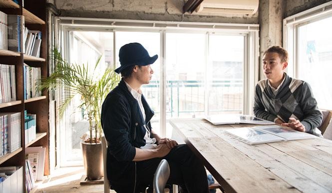 谷尻誠対談|写真家・美術家の川久保ジョイさんと写真表現について語り合う(2)