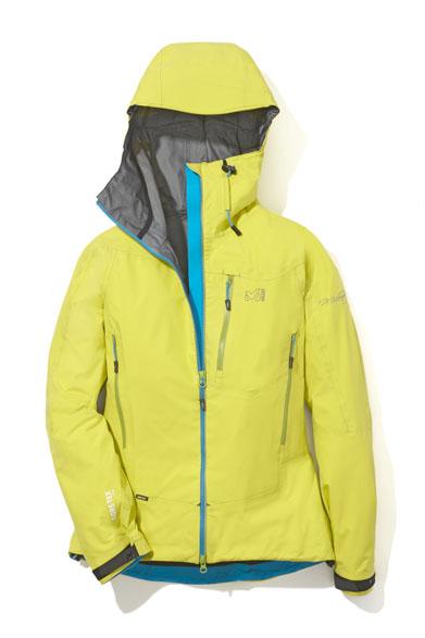 情弱「雨降ってる 傘さそ」情強俺「ゴアテックス ジャケットのフード被り雨の中へ」←かっこいい