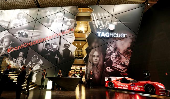 TAG HEUER|BASELWORLD 2015 バーゼルワールド速報