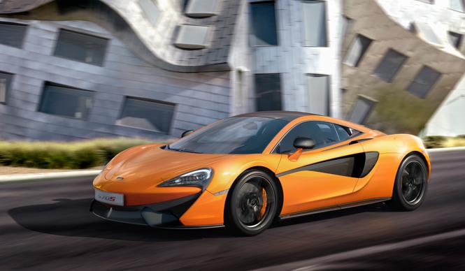 マクラーレン 570S クーペ、スポーツシリーズの第1弾登場|McLaren