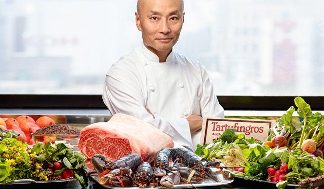 EAT|「ベージュ アラン・デュカス 東京」で開催される料理のオートクチュール