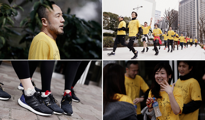 EVENT|「Run for Children Tohoku in adidas RUNBASE 2015」リポート
