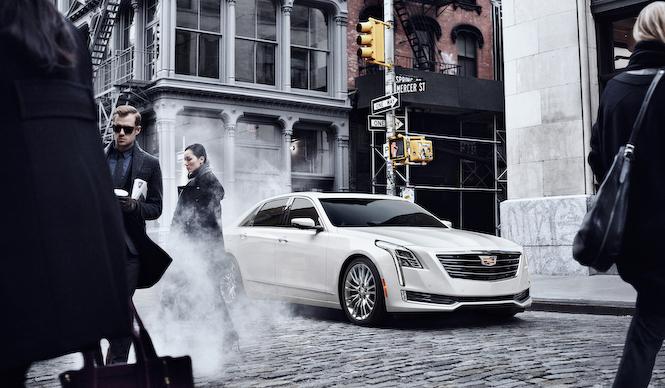 キャデラックの新フラッグシップの名前は「CT6」|Cadillac