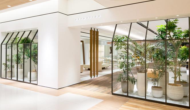 ESTNATION|上質なライフスタイルを提案するエストネーション大阪店