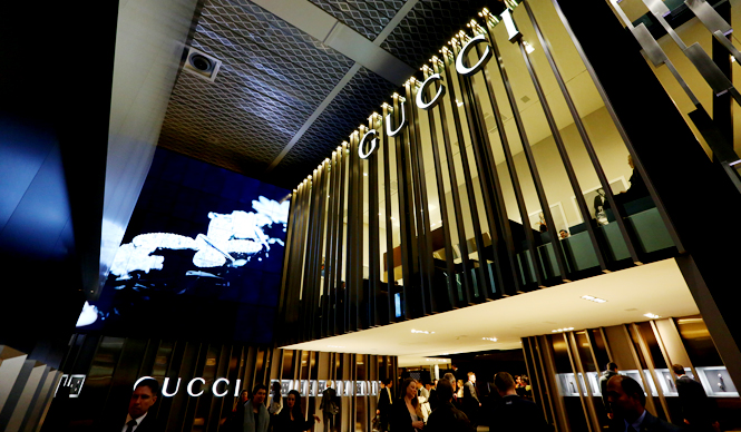 GUCCI|BASELWORLD 2015 バーゼルワールド速報