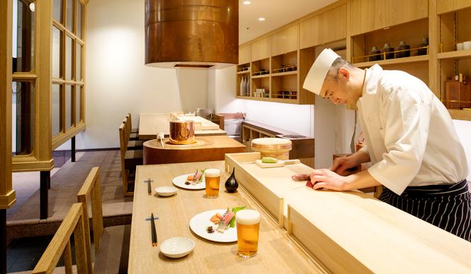 EAT|アンダーズ 東京 52階に本格的な寿司が楽しめる「the SUSHI」が誕生