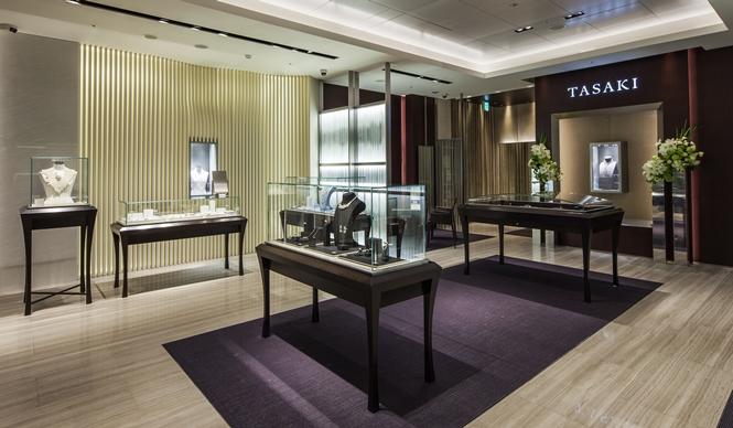 TASAKI|東京ミッドタウンにニューショップをオープン