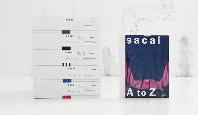 sacai|初の作品集『sacai A to Z』発売