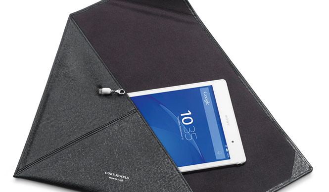 CORE JEWELS|ソニーストア「Xperia™ Z3 Tablet Compact」とのコラボレーション