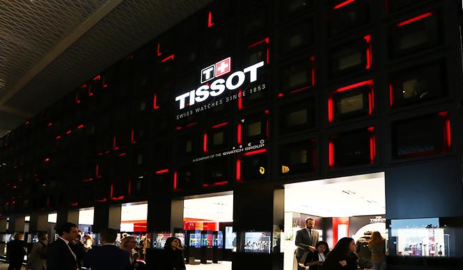 TISSOT |BASELWORLD 2015 バーゼルワールド速報