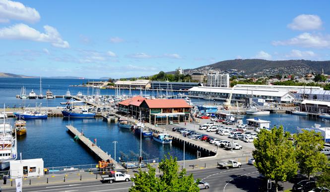 特集 美食大陸オーストラリア、美食とワインをめぐる旅へ タスマニア州 ホバート