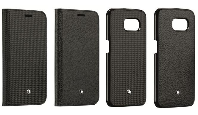 MONTBLANC 「Samsung Galaxy S6」をドレスアップするスマートフォンカバー
