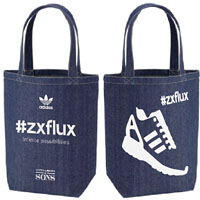 adidas|アディダス adidas Originals for UNITED ARROWS & SONS「ZX FLUX INDIGO UAS」