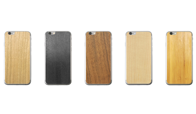 Lazerwood Industries|レーザーウッド インダストリーズ WOOD SKIN FOR iPhone 6