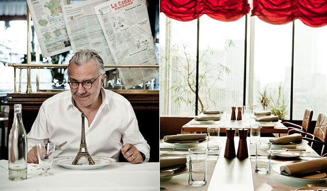 EAT|青山「ブノワ」開店10周年の特別企画「ジェーム・ラ・フランス」を全4回で開催