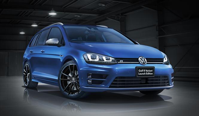 ゴルフ史上最強のステーションワゴンが日本上陸|Volkswagen