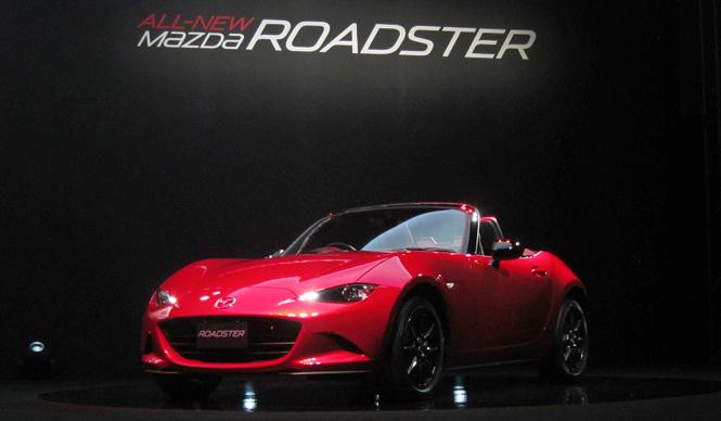 マツダ ロードスター、<b>5月21日</b>から発売を開始 Mazda   Web Magazine <b>...</b>