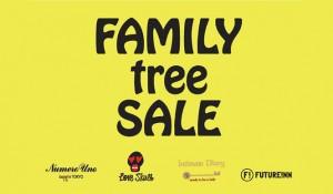 小沢宏主催によるガレージセール「FAMILY TREE SALE」が開催|GARAGE SALE