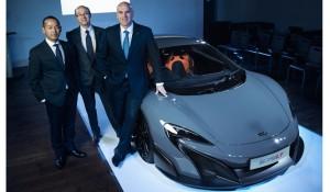 マクラーレンの限定モデル「675LT」、日本初披露|Mclaren