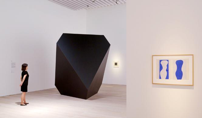 MORI ART MUSEUM│リニューアルした森美術館で『シンプルなかたち展:美はどこから来るのか』