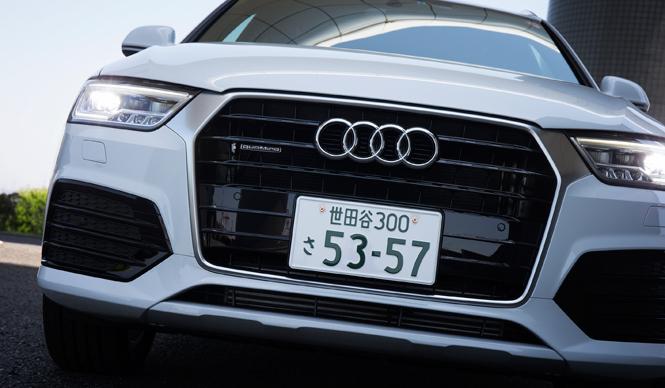 Audi Q3 2.0 TFSI quattro 180PS|アウディ Q3 2.0 TFSI quattro 180PS