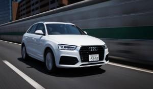 マイナーチェンジした新型アウディQ3に試乗|Audi