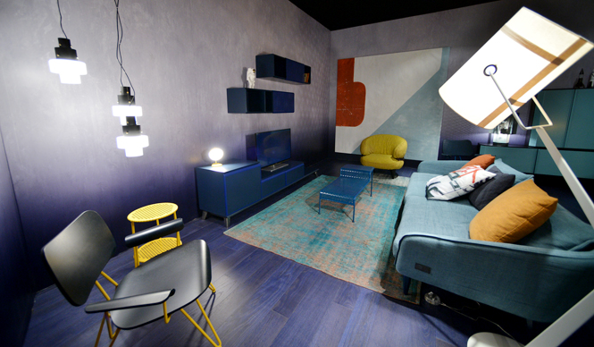 DIESEL|ミラノサローネ国際家具見本市 2015