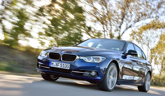 BMW 3シリーズがマイナーチェン...