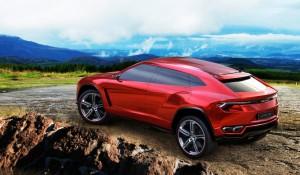 ランボルギーニのSUV、市場導入へゴーサイン Lamborghini