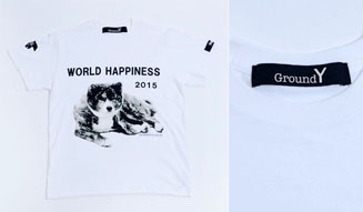 Ground Y|WORLD HAPPINESS