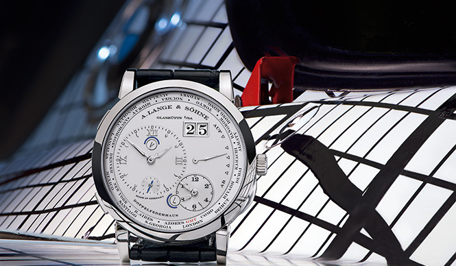 A. LANGE & SÖHNE|ヒストリックカーコンクール最優秀賞受賞者に特別な時計を贈呈