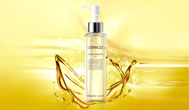 L'ORACLE|オラクル、1年半ぶりとなる新作は植物のクレンジングオイル
