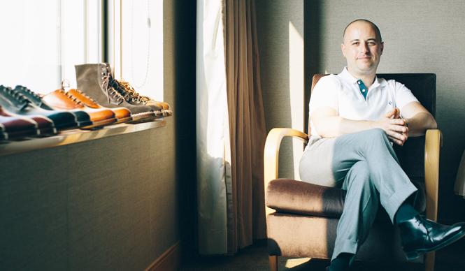 BOTTEGA PAOLO MARIANI|イタリアの職人パオロ・マリアーニが靴作りへの情熱を語る