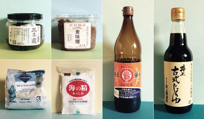 連載・藤原美智子 2015年6月|本物の塩と醤油と味噌は、美と健康の基本のキ!