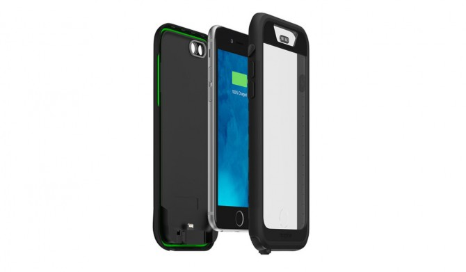 mophie|モーフィー mophie juice pack H2PRO for iPhone 6