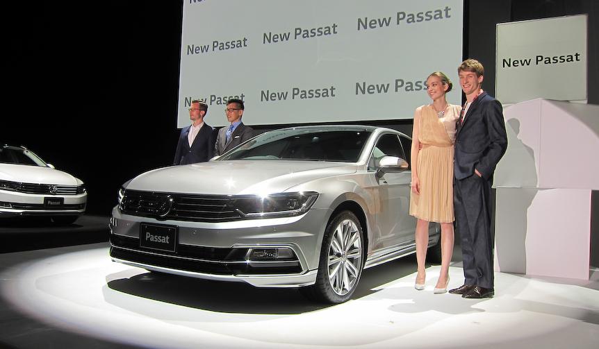 フォルクスワーゲン、パサートをフルモデルチェンジ|Volkswagen