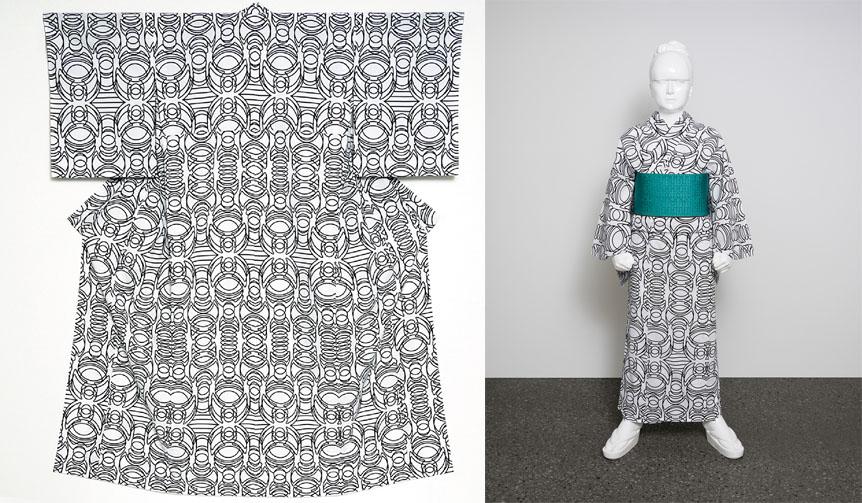 HIROCOLEDGE|高橋理子がデザインする「ヒロコレッジ」新作浴衣が登場