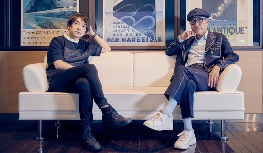 WORLD HAPPINESS 2015|高橋幸宏×小山田圭吾 インタビュー