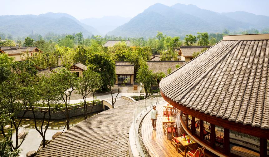 Six Senses Hotels Resorts Spas|「シックスセンシズ青城山」が中国・四川省にオープン