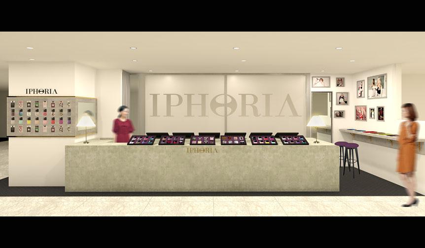 IPHORIA|アイフォリア新宿「ルミネエスト」1階 アイフォリア直営店イメージ
