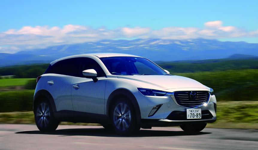 マツダ CX-3で北海道の大地を走る|Mazda