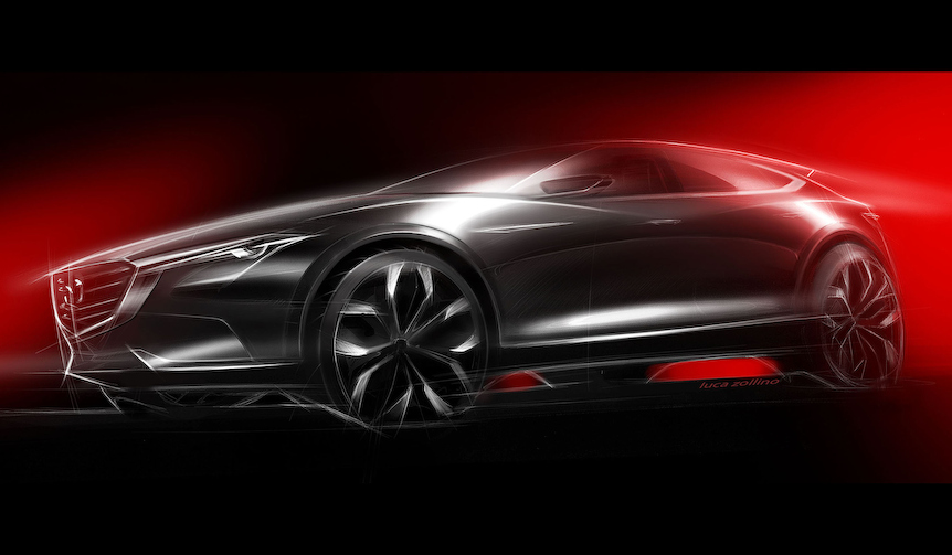 マツダのあらたなコンセプトモデルは「越KOERU」|Mazda